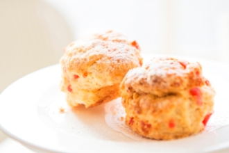 Eat - picture of scones