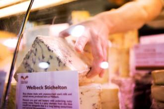 Local produce - Welbeck Farm Shop