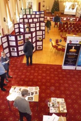 Illuminate Retford 2015 Exhibition