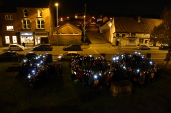 Illuminate Retford 2016's 400