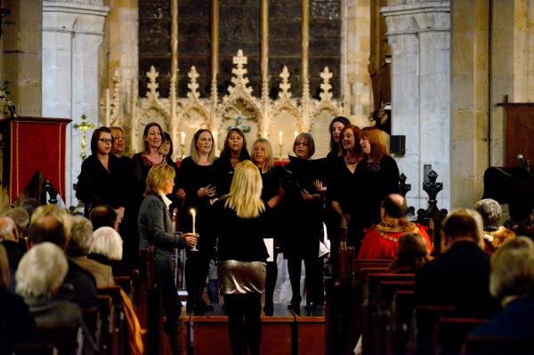 Songbirds, Retford's Illuminate 2016