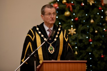 Cllr Jim Anderson, Chair, Bassetlaw District Council