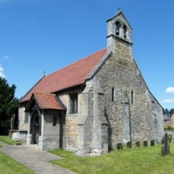 St Helena's Church, Austerfield