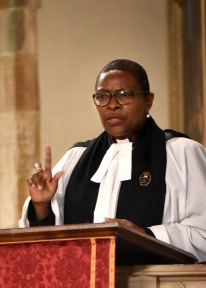 Rev Rose Hudson-Wilkin