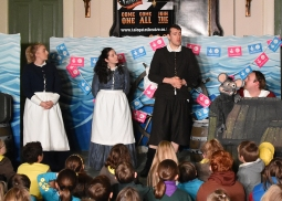 Talegate Theatre perform 'Chronicles of the Mayflower Pilgrims'