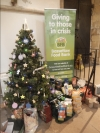 Bassetlaw Food Bank tree, Worksop Priory