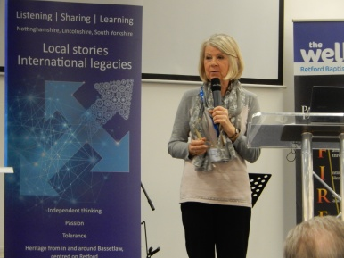 Diana Chapman, author