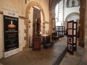 Rebels & Religion exhibition, Worksop Priory