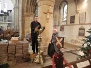 Fr Nicholas Spicer, Worksop Priory