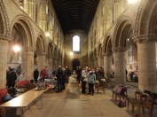 Worksop Priory Christmas Fair