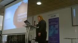 Sarah Crosland, National Churches Trust