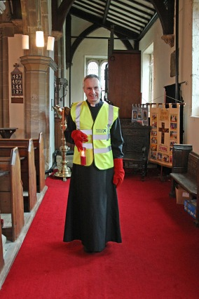 Rev Strickland, Austerfield