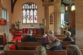 Scrooby's service
