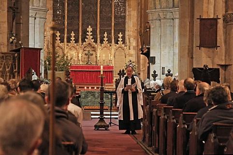 Rev Tony Walker