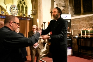 Rev Peter Sheasby