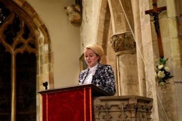 Rev Paulina Hlawiczka