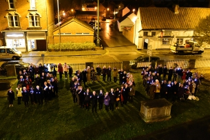 Retford's '500' in Luther's anniversary year