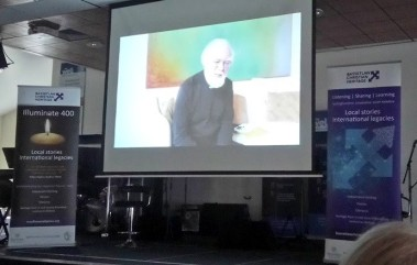 Dr Rowan Williams' video message