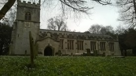 Babworth church