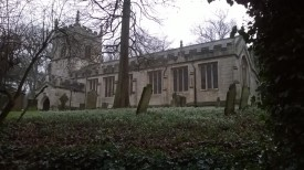 Babworth church3