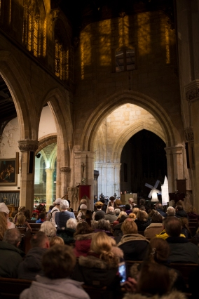 St Swithun's Illuminate Service