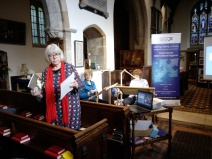 Maggy Watkins talk Babworth