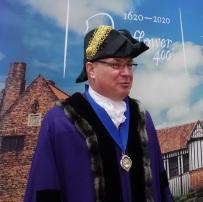 Retford Mayor Garry Clarkson