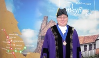 Retford Mayor Garry Clarkson